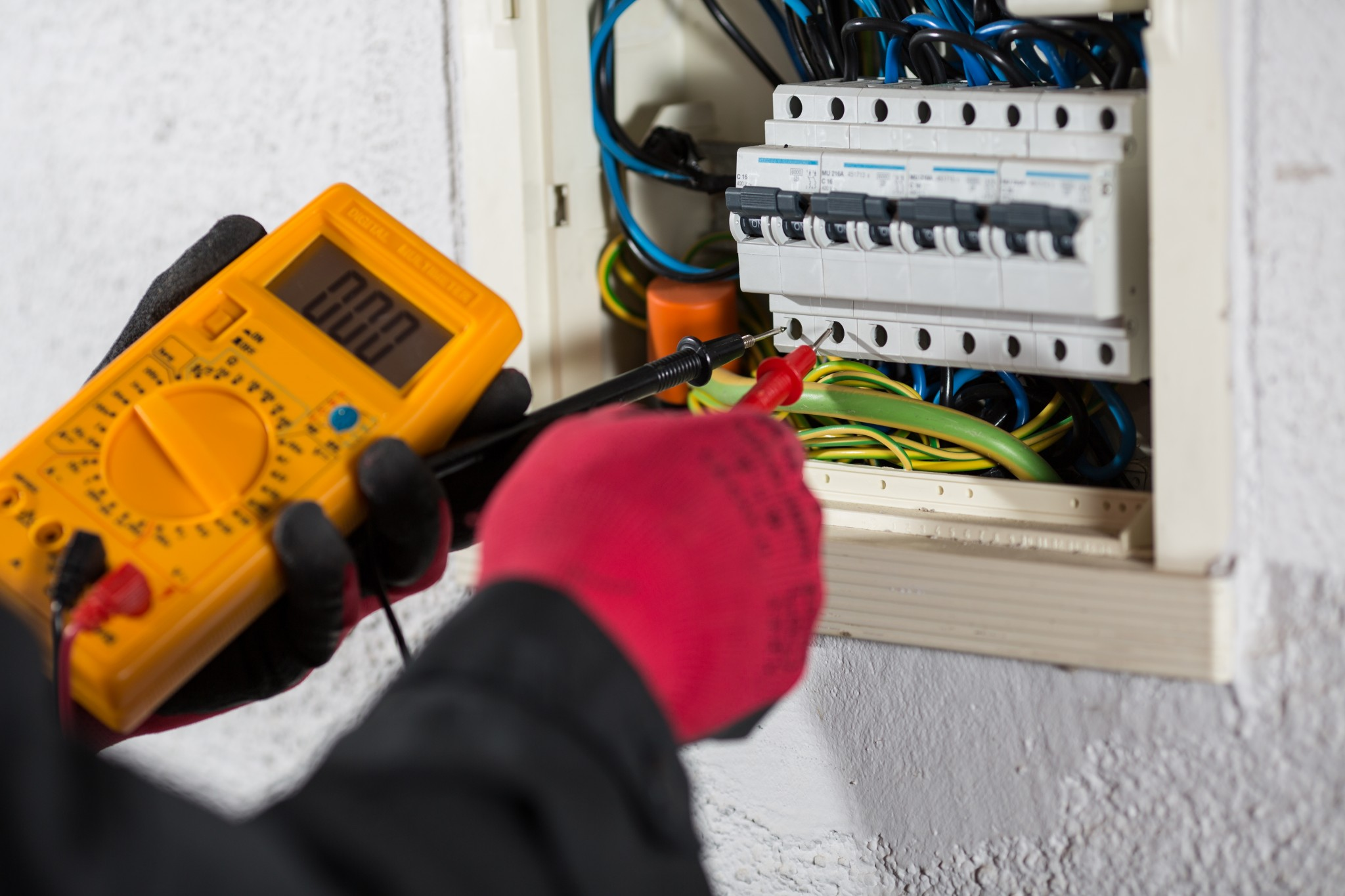 El-installation Struer Hjerm Vinderup Lemvig Thyholm