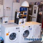 Butik med hvidevarer Struer - Lemvig - Vinderup - Thyholm - Hjerm - gode priser på hvidevarer