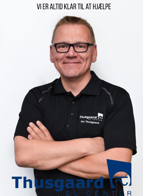 el installatør Struer Lemvig Hjerm Vinderup Thyholm